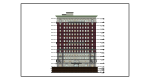 Multi-Unit Residential Elevation 1